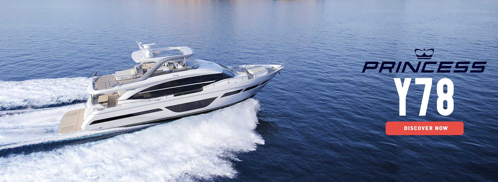 Princess Yachts Y78