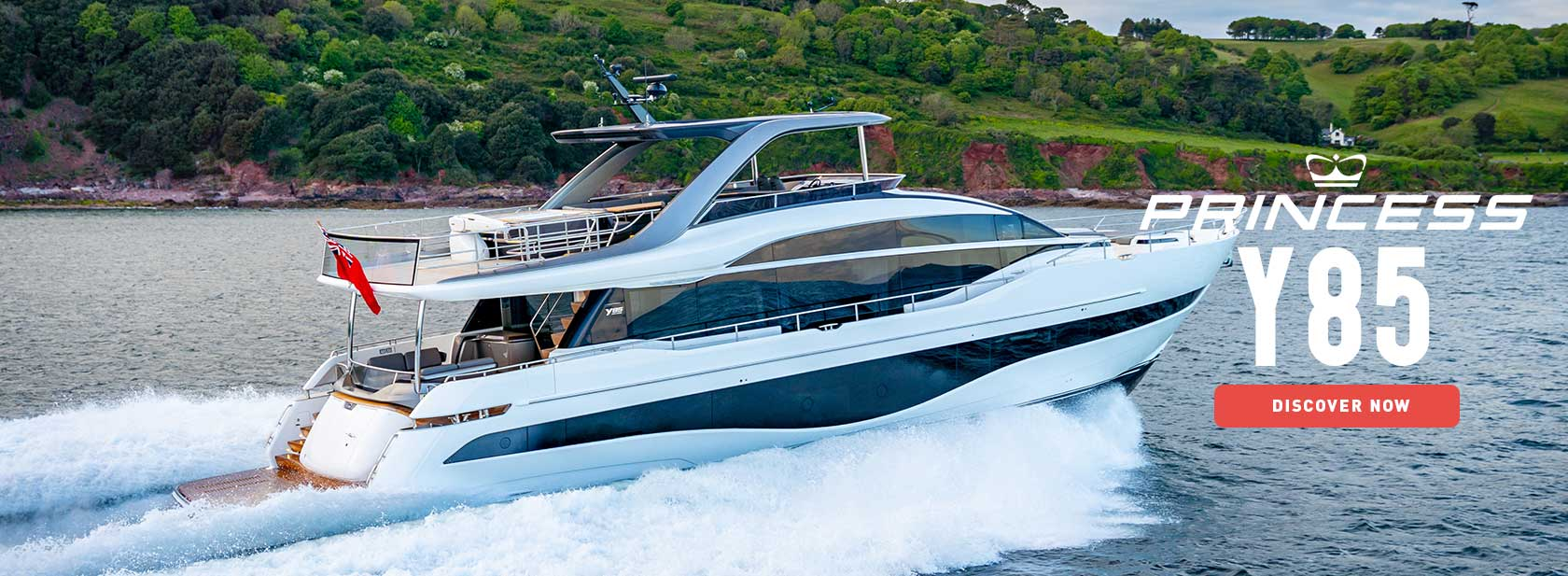Princess Yachts Y85